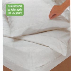 Standard Dust Mite Proof Pillow Encasing